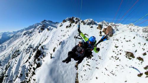 Paragliding Tirol