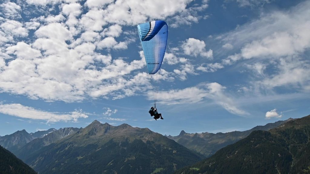 Tandem Paragliding in Tirol